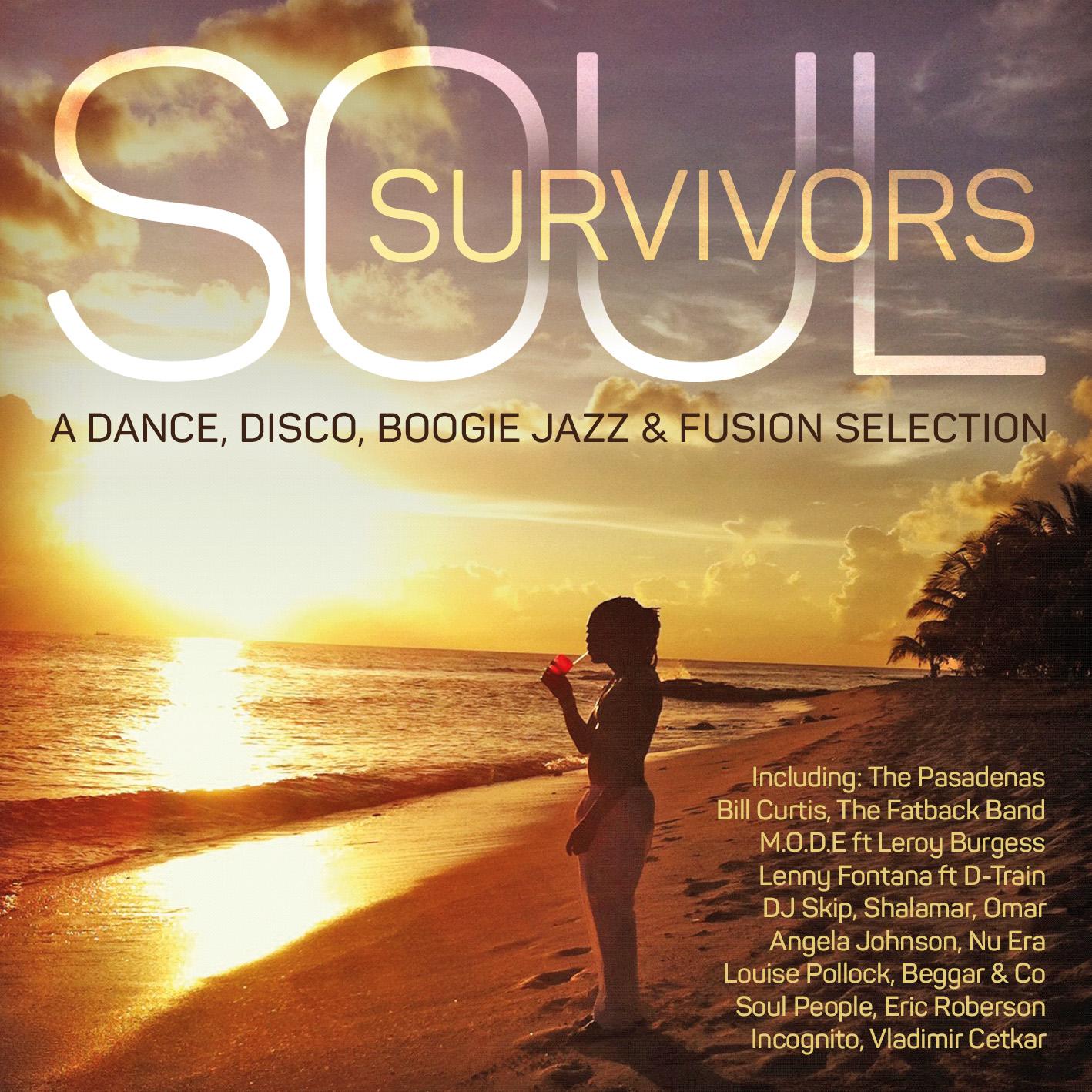 CD EXP 52 Soul Survivors